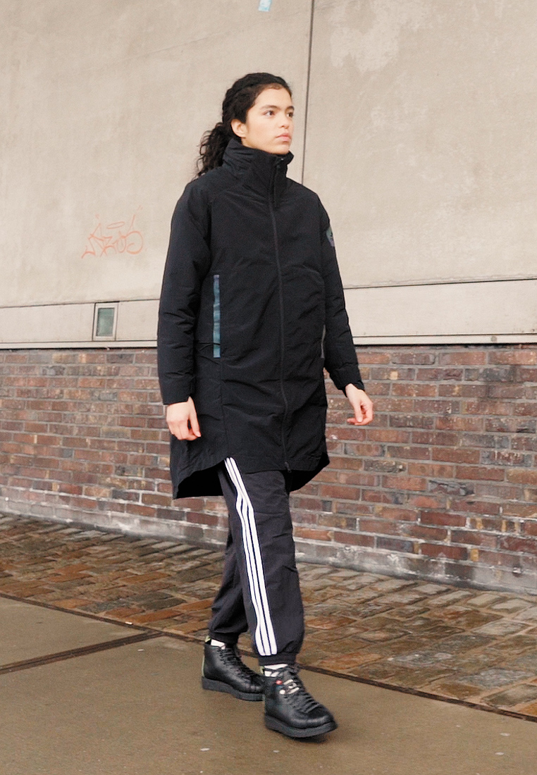 adidas Performance - MYSHELTER 4IN1 PARKA - Parkatakki - black - 1