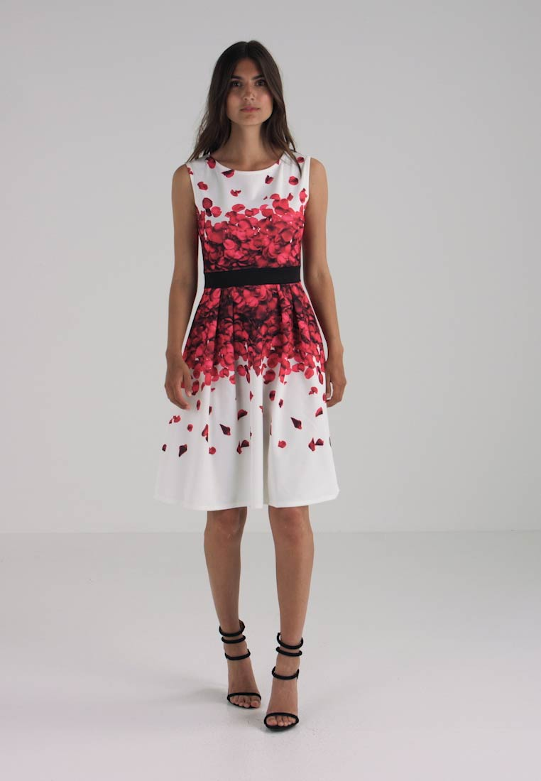 Anna Field - Cocktail dress / Party dress - offwhite/red - 1