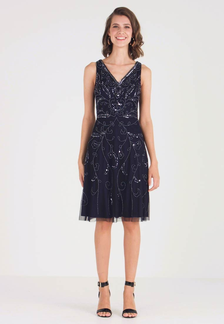 Anna Field - Cocktail dress / Party dress - dark blue - 1