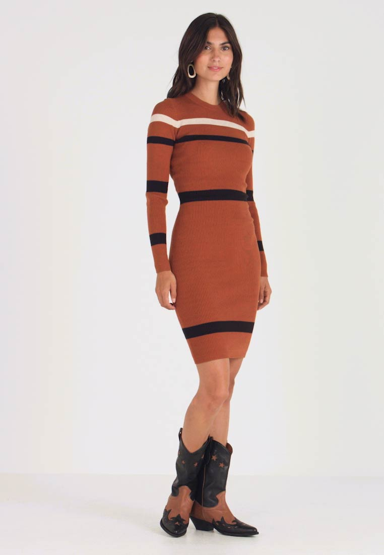Anna Field - Jumper dress - camel - 1