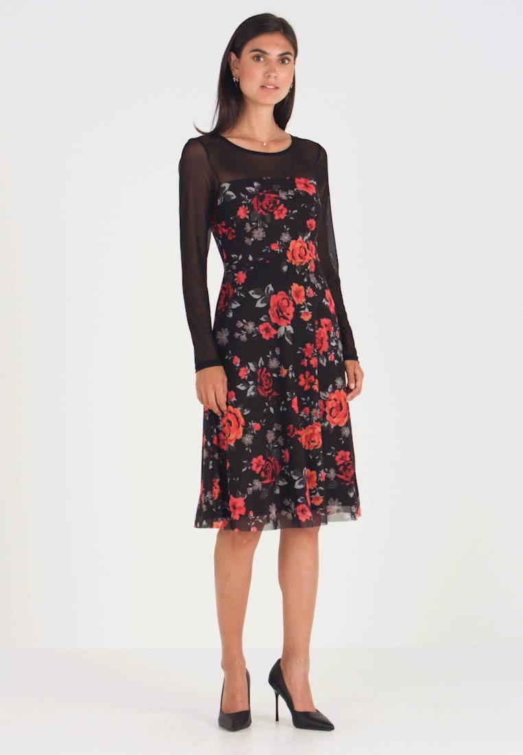 Anna Field - Cocktail dress / Party dress - white/red/black - 1