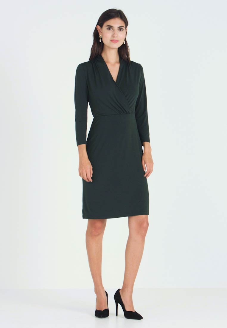 Anna Field - Shift dress - scarab - 1