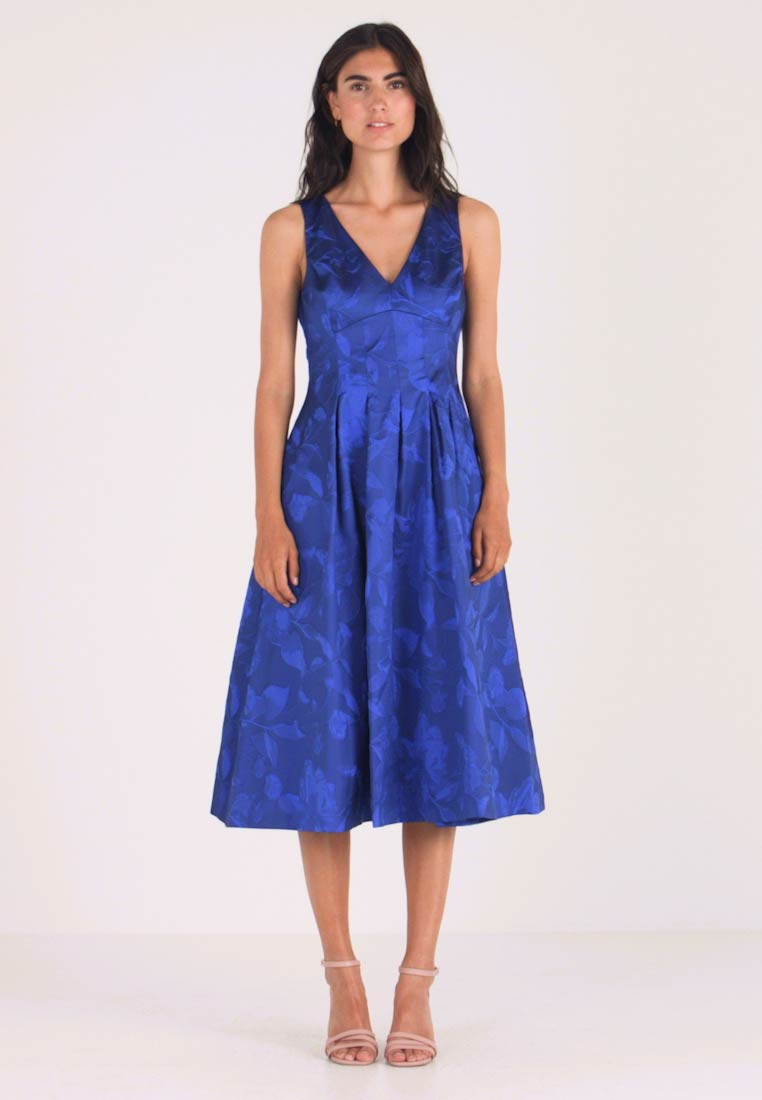 Coast - HENRIETTA DRESS - Occasion wear - blue - 1