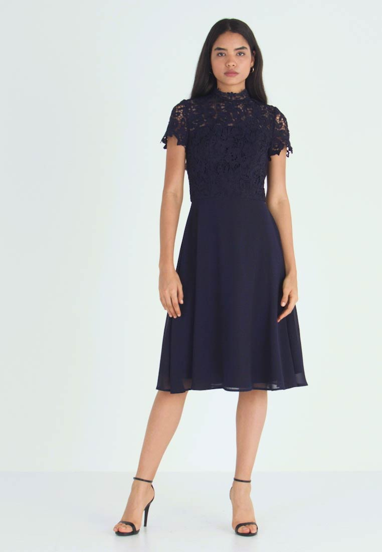 Chi Chi London Tall - ANISE - Cocktail dress / Party dress - navy - 1