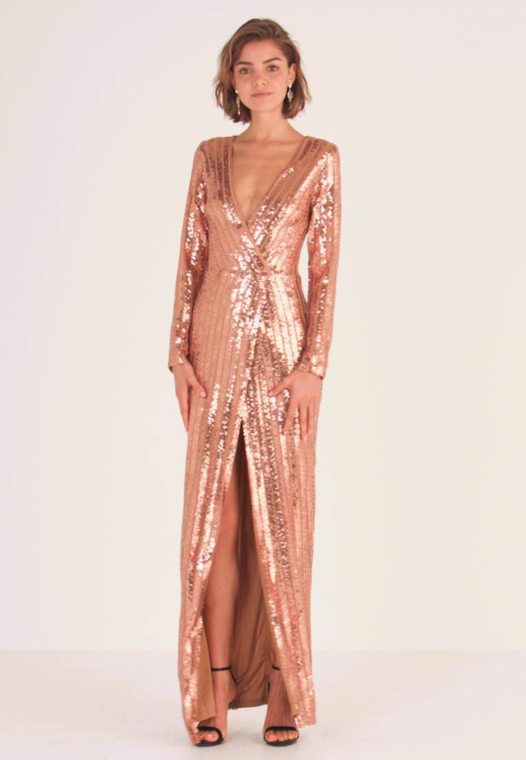 Club L London - Vestido de fiesta - bronze - 1