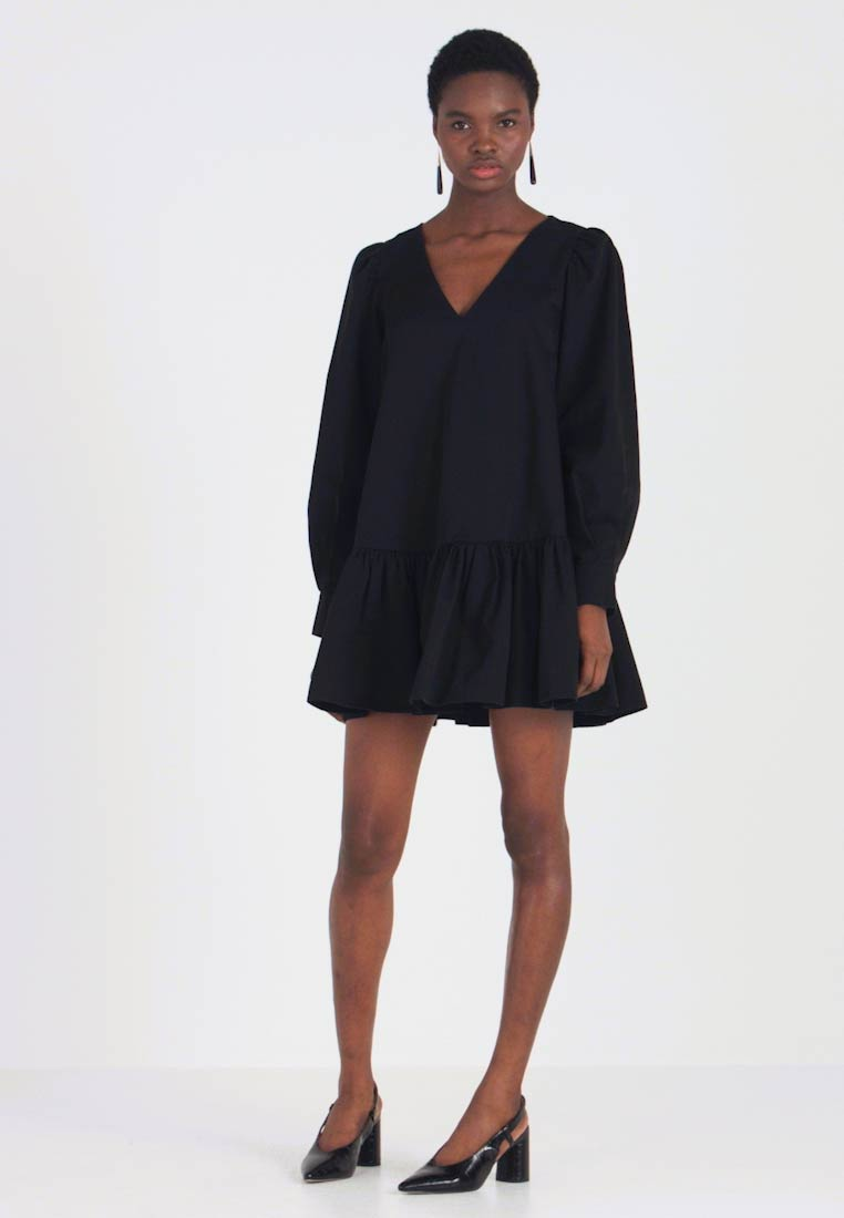 Cras - NICOCRAS DRESS - Robe d'été - black - 1