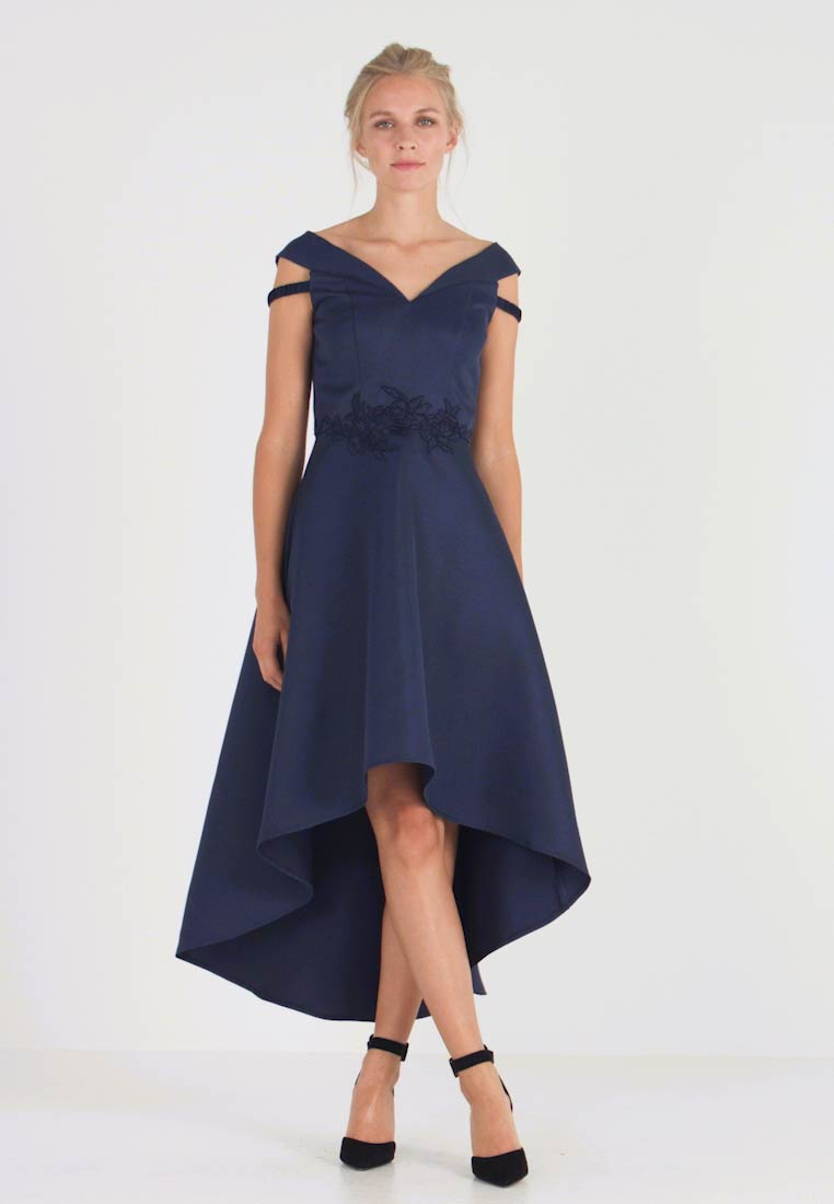Chi Chi London - AMOUR DRESS - Ballkjole - navy - 1