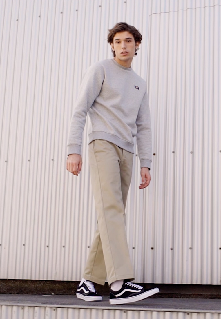 Dickies - NEW JERSEY - Sweatshirt - grey melange - 1