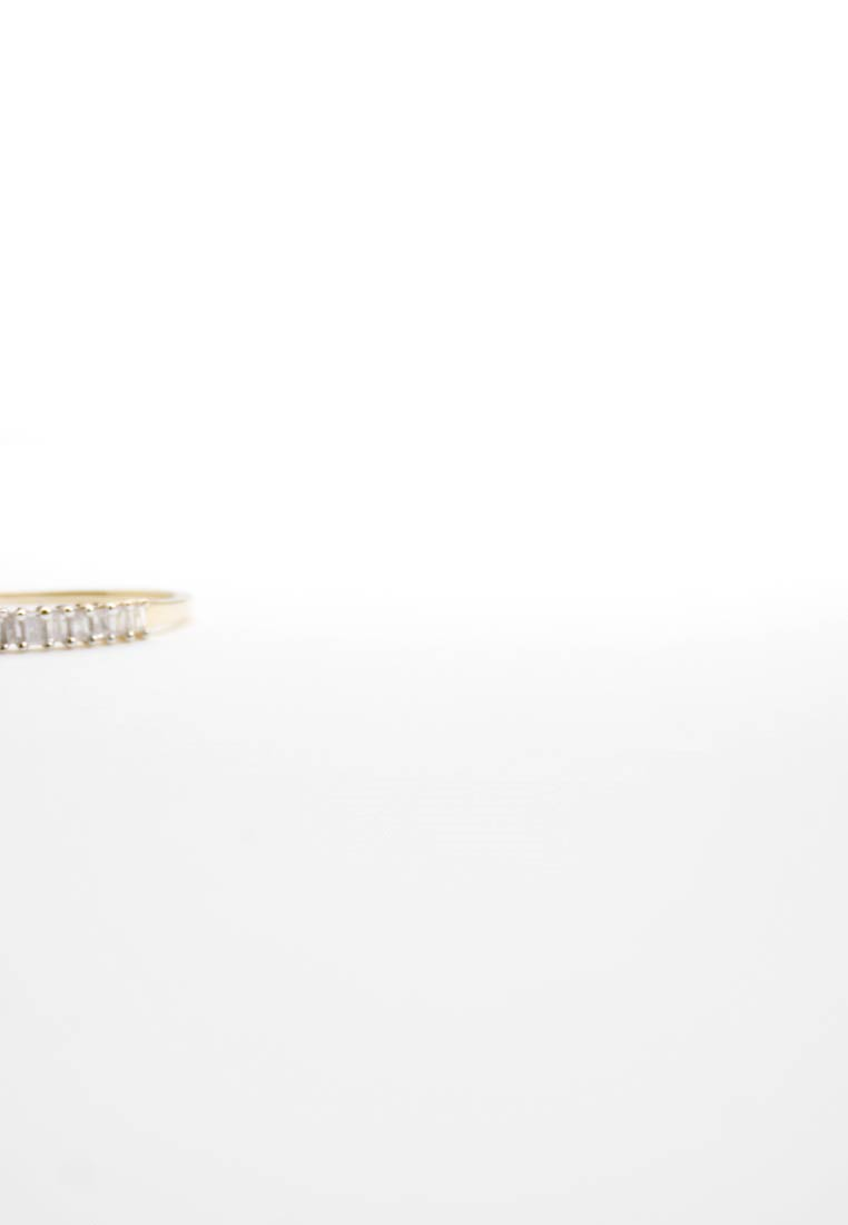 DIAMANT L'ÉTERNEL - WHITE GOLD - Ring - gold-coloured - 1