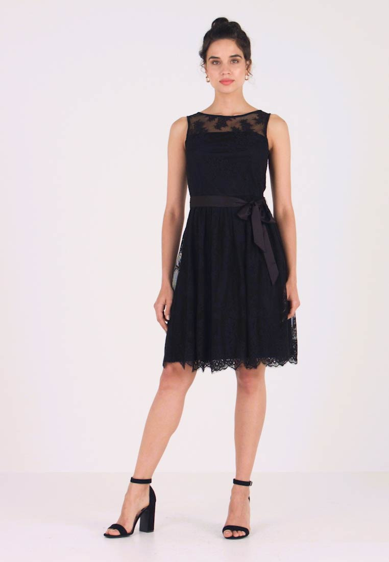 Esprit Collection - NEW DELICATE - Robe de soirée - black - 1