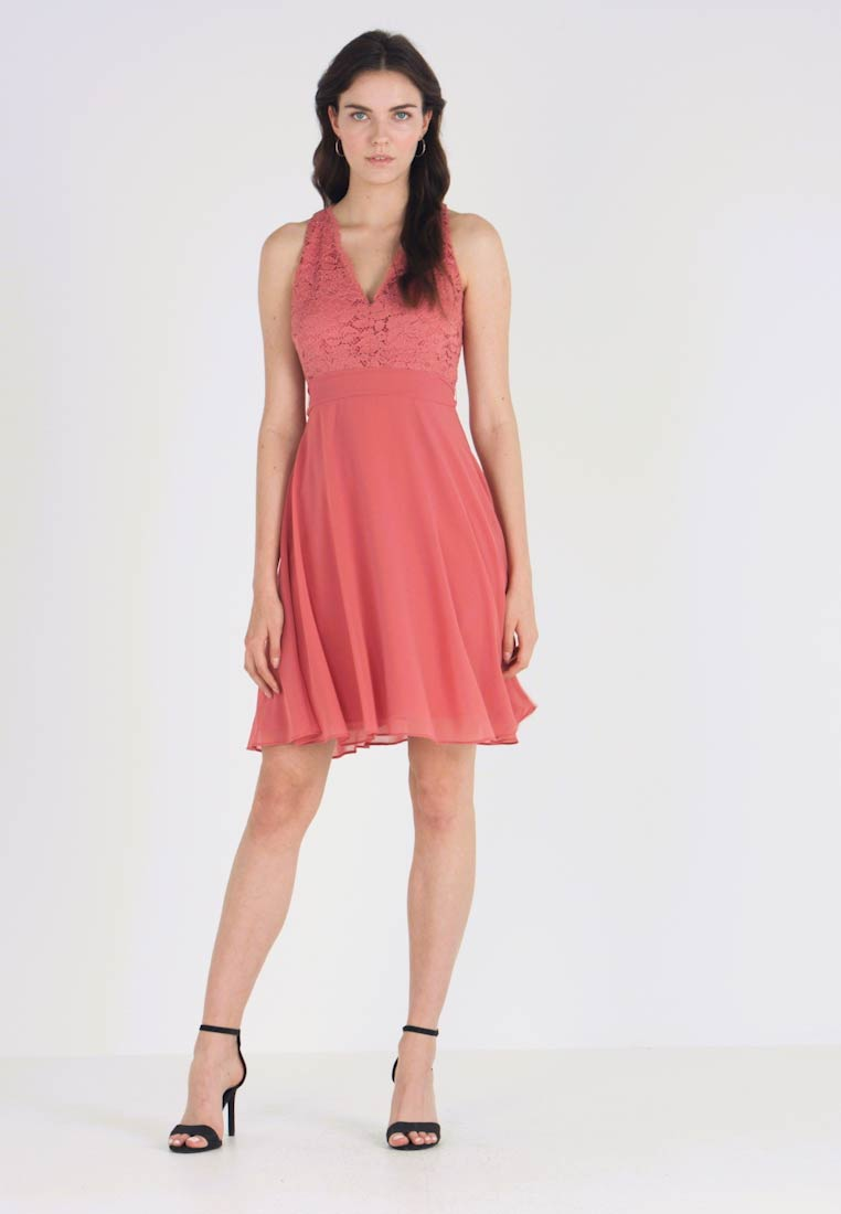 MIX - Cocktailkleid/festliches Kleid - salmon