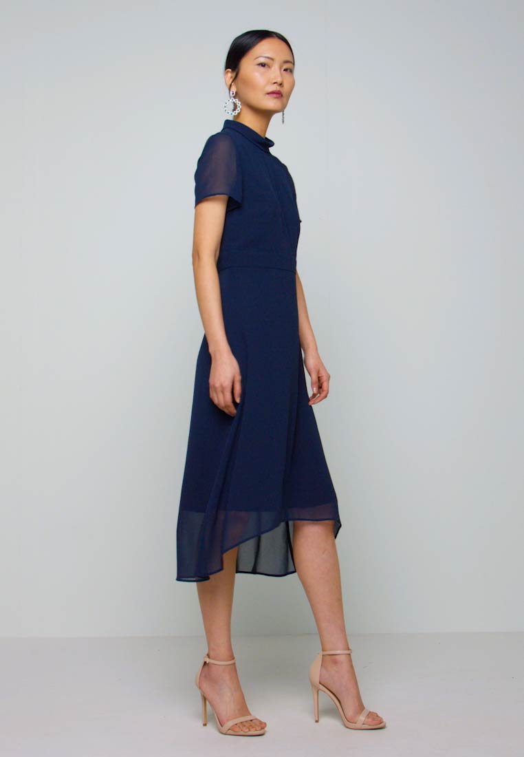 Esprit Collection - Sukienka koktajlowa - navy - 1