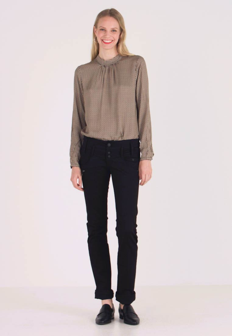 Esprit Collection - SHINY - Blouse - navy - 1