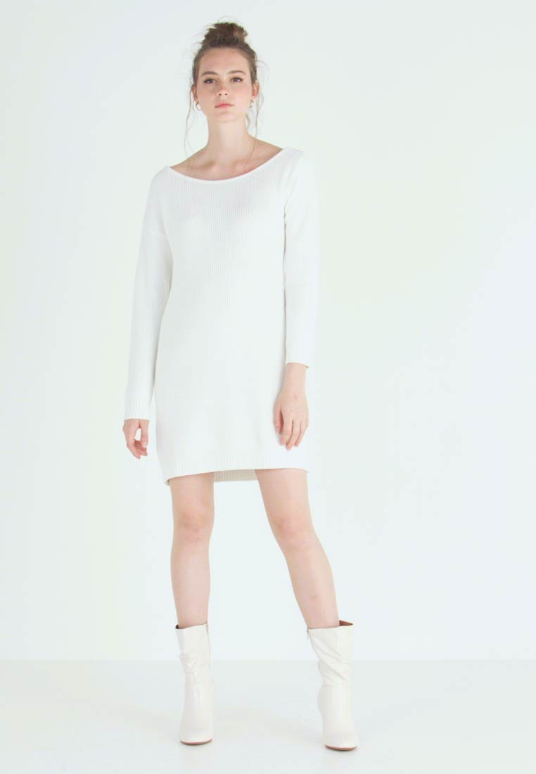 Even&Odd - Jumper dress - offwhite - 1