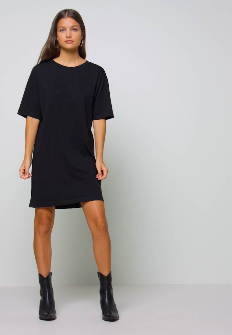 Even&Odd Petite - Day dress - black - 1
