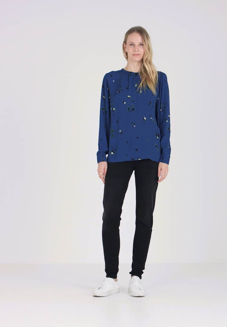 Freequent - Blouse - true blue mix - 1