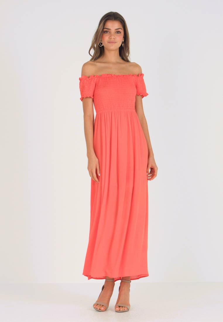 Glamorous - Robe longue - red orange - 1