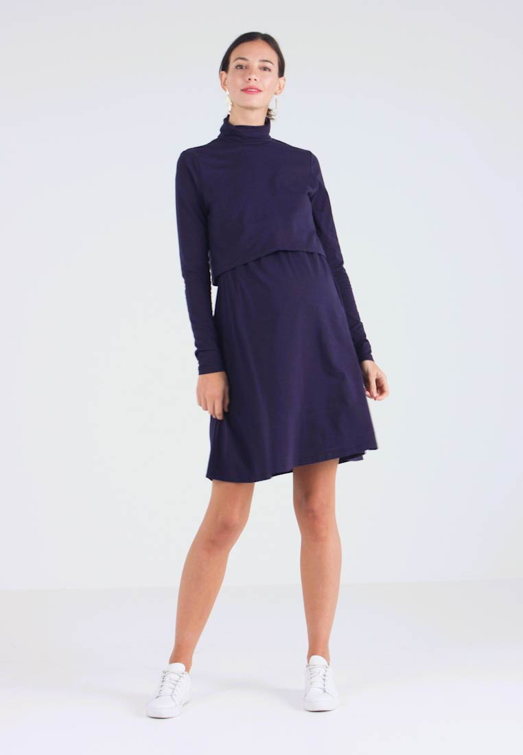 Glamorous Bloom - DRESS - Jersey dress - navy - 1