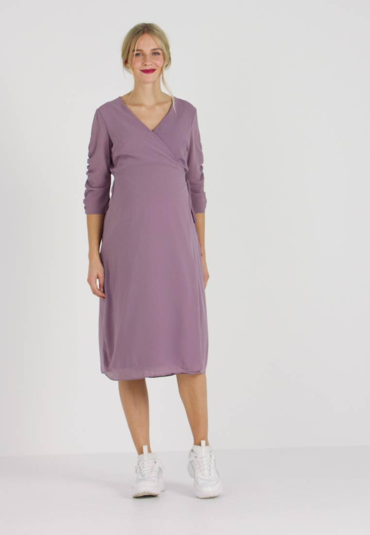 Glamorous Bloom - DRESS - Vardagsklänning - dusty lavender - 1