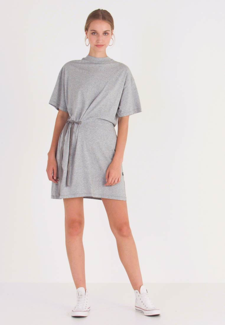 G-Star - DISEM LOOSE DRESS - Jerseyjurk - grey - 1