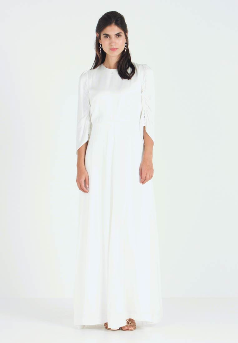 IVY & OAK BRIDAL - BRIDAL DRESS WITH SLEEVES LONG - Occasion wear - snow white - 1