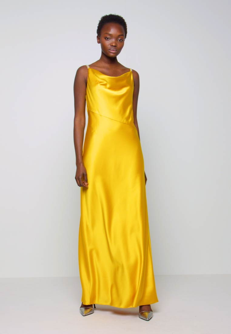Lauren Ralph Lauren - LONG GOWN - Occasion wear - true marigold - 1