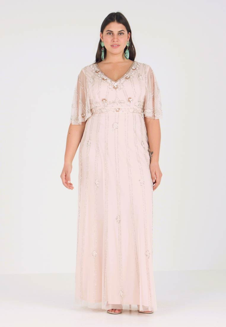 Lace & Beads Curvy - EXCLUSIVE PERSIA MAXI - Occasion wear - nude - 1