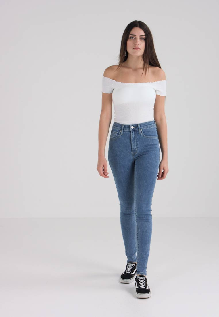 Levi's® - MILE HIGH SUPER SKINNY - Jeans Skinny Fit - underrated - 1