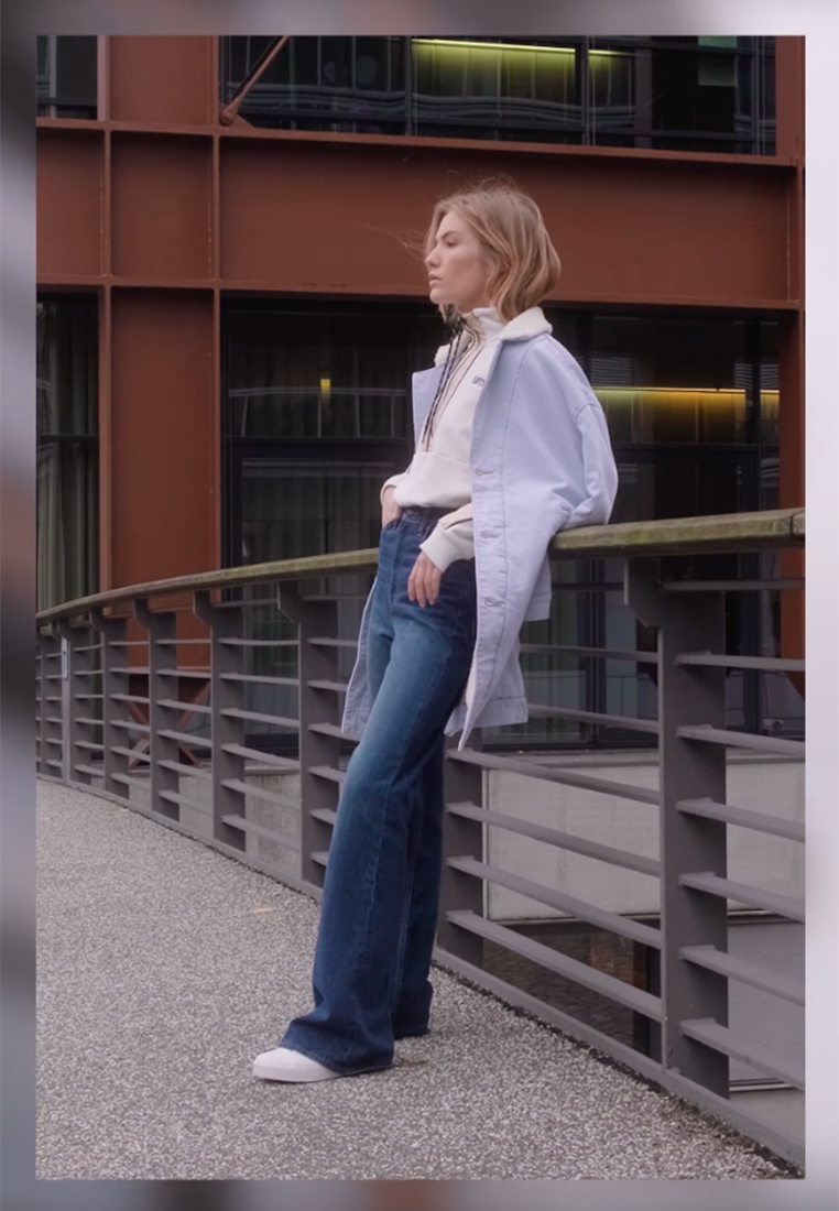 Levi's® - 70S HIGH FLARE - Flared Jeans - standing steady - 1