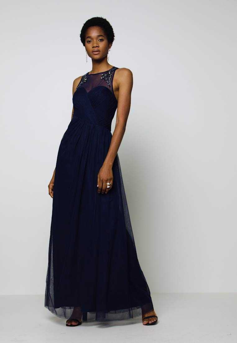 Little Mistress - Vestido de fiesta - navy - 1