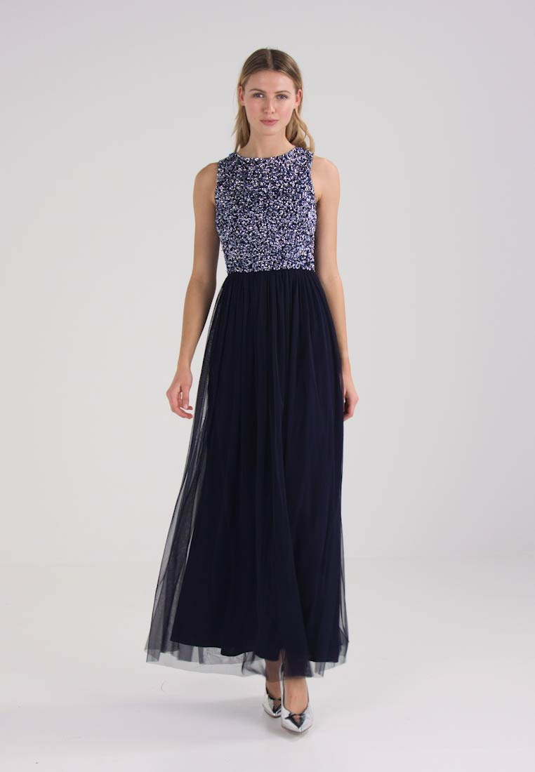 Lace & Beads - PICASSO MAXI - Iltapuku - midnight blue - 1