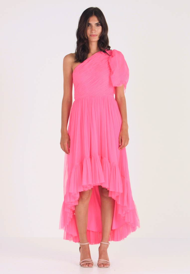 Lace & Beads - ANASTASIA MAXI - Occasion wear - fuschia - 1