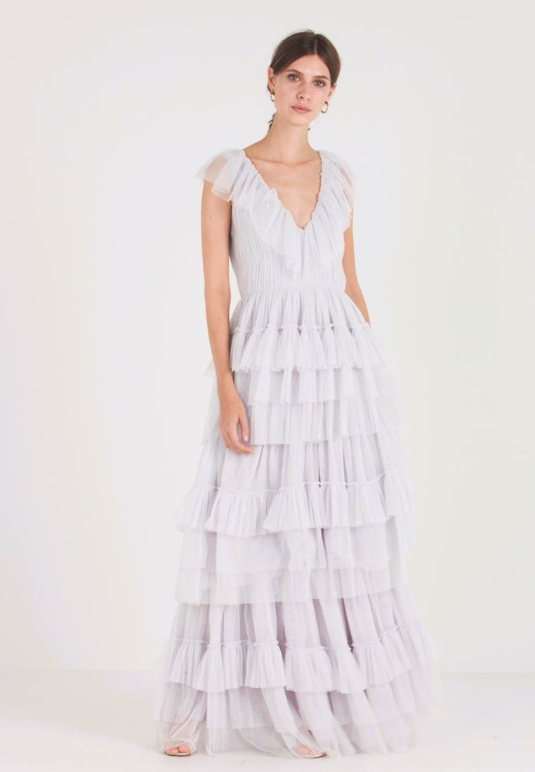 Lace & Beads - ALEXANDRA MAXI - Occasion wear - lilac - 1