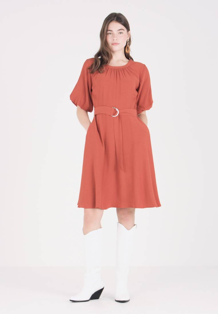 mint&berry - Day dress - brown - 1