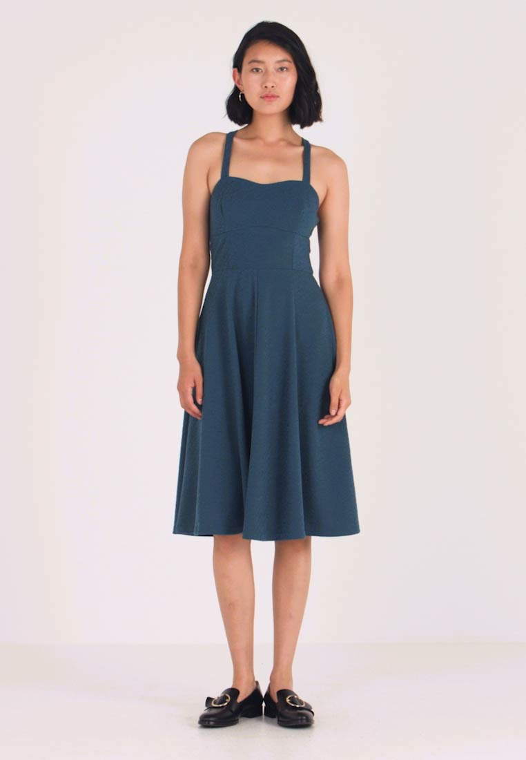 mint&berry - Jersey dress - legion blue - 1