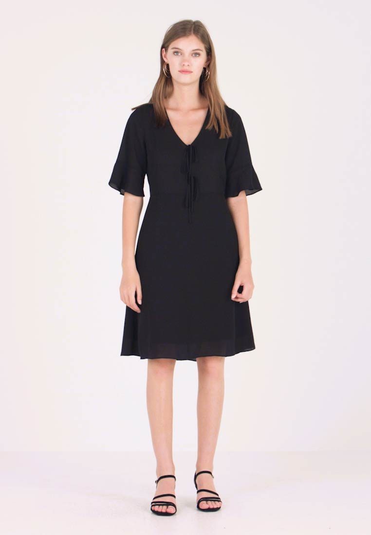 mint&berry - Shift dress - black - 1