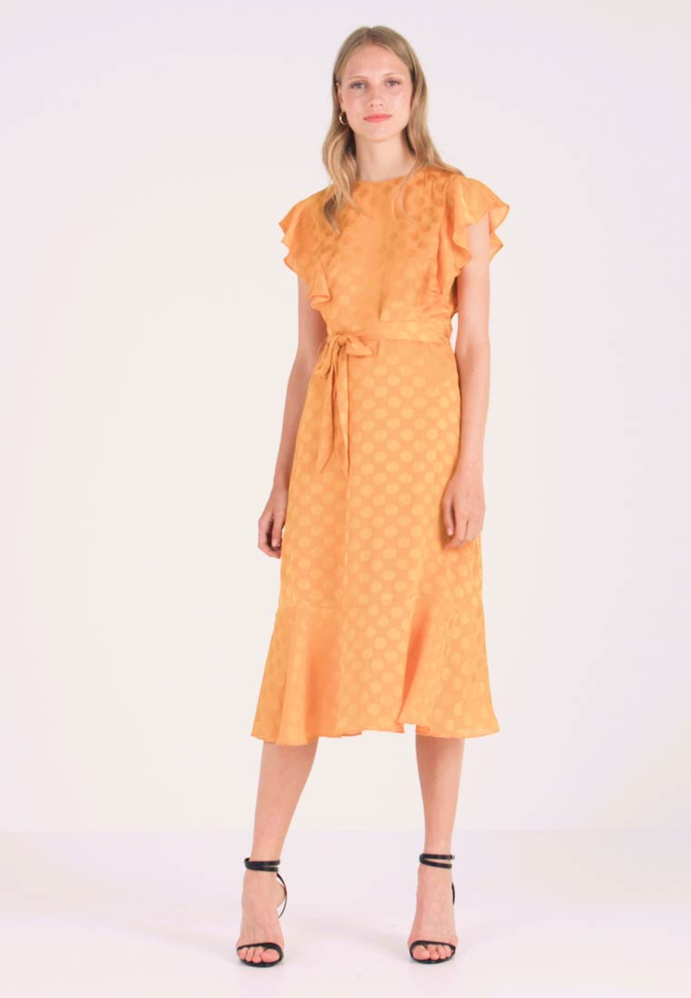 mint&berry - Day dress - yellow - 1