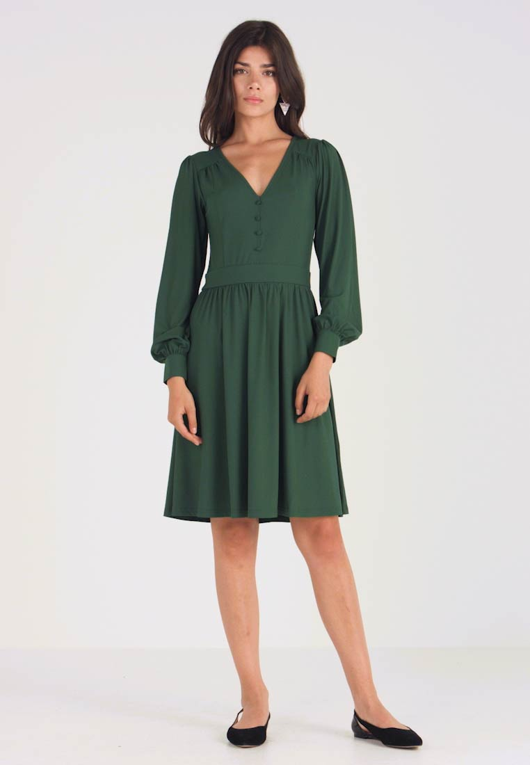 mint&berry - Jersey dress - green - 1