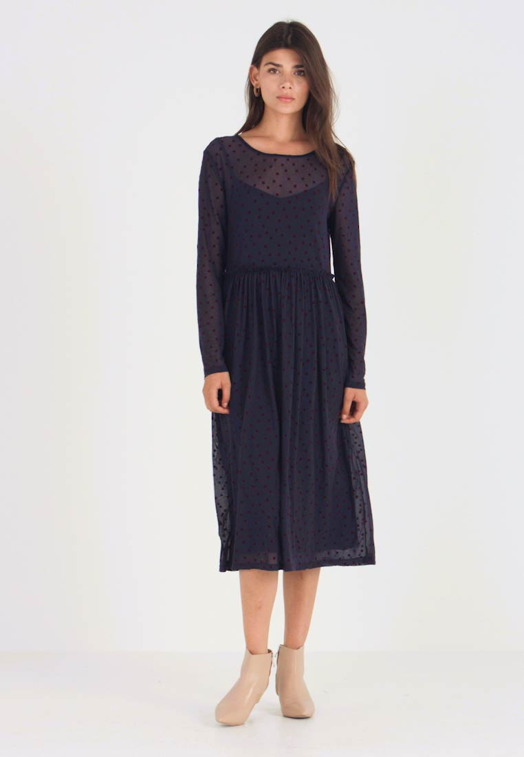 mint&berry - Day dress - dark blue - 1