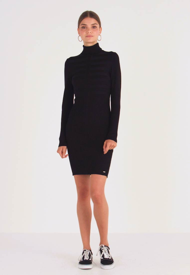 Morgan - RMENTO - Jumper dress - noir - 1