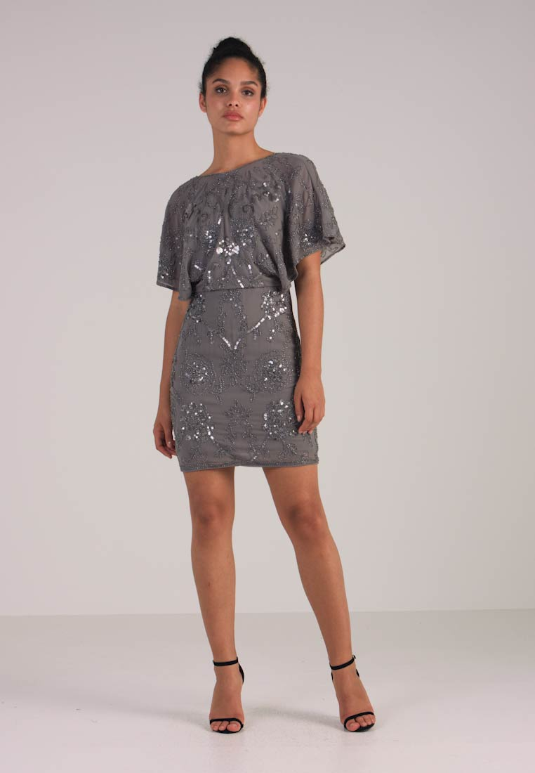 Molly Bracken - Cocktail dress / Party dress - dark grey - 1