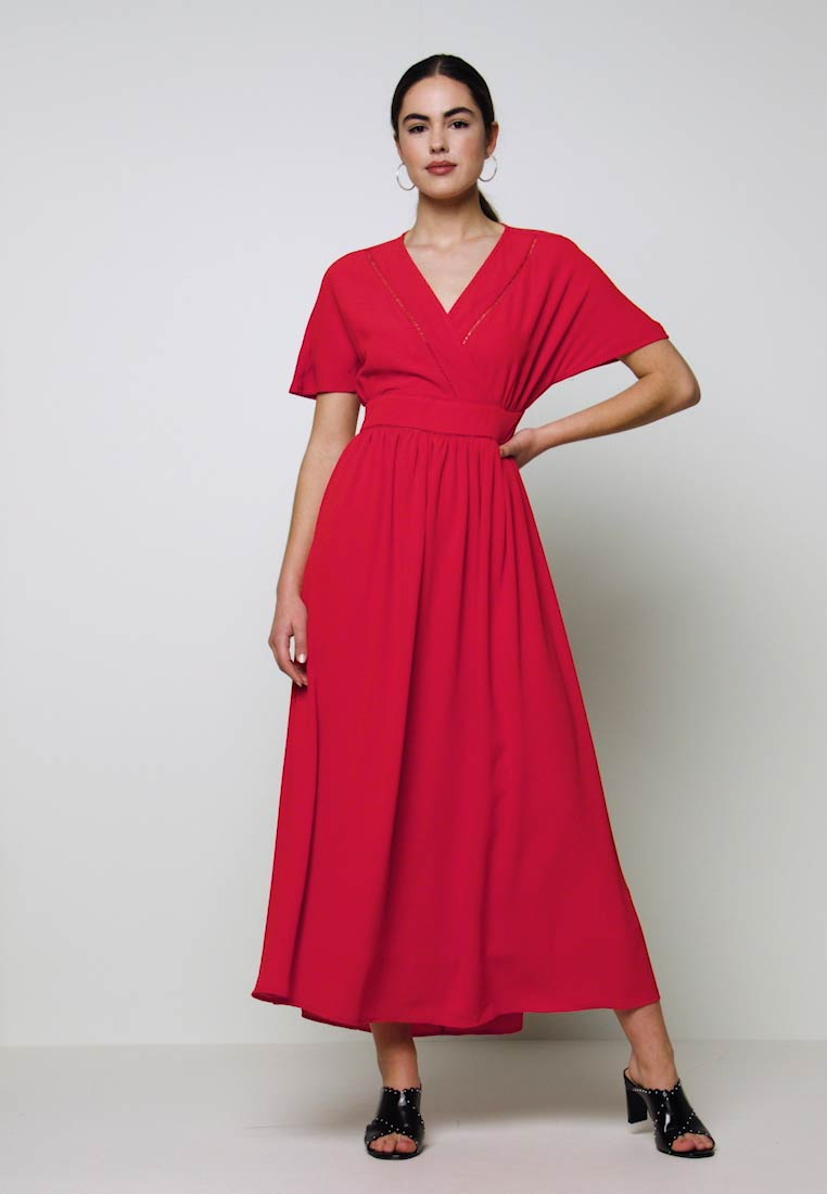 Molly Bracken - DRESS - Denní šaty - red coral - 1