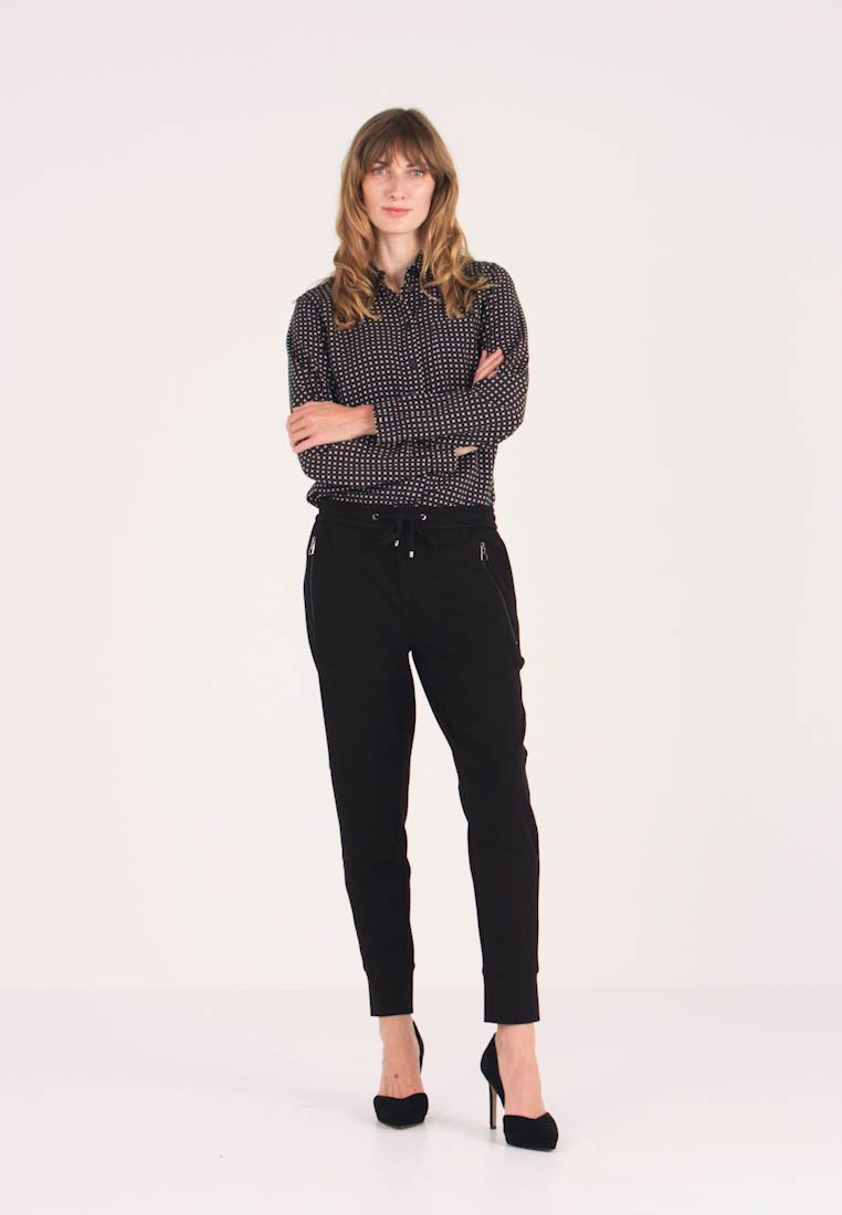 Marc O'Polo - Pantalon de survêtement - black - 1