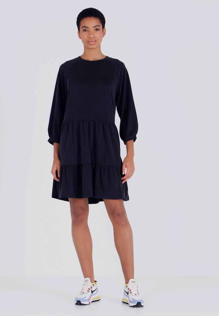 mbyM - JERRI - Jersey dress - black - 1