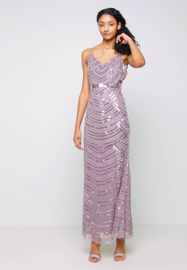 Miss Selfridge - MAXI DRESS - Iltapuku - mink - 1