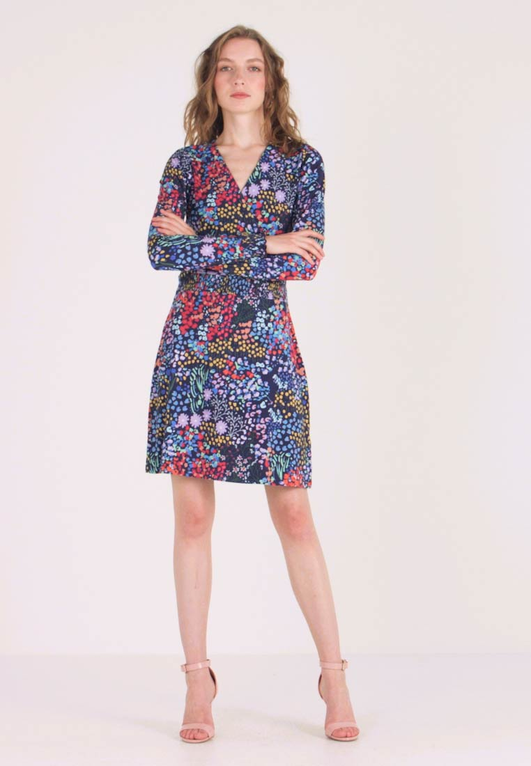 Miss Green - POWER OF LOVE - Jersey dress - multi-coloured - 1