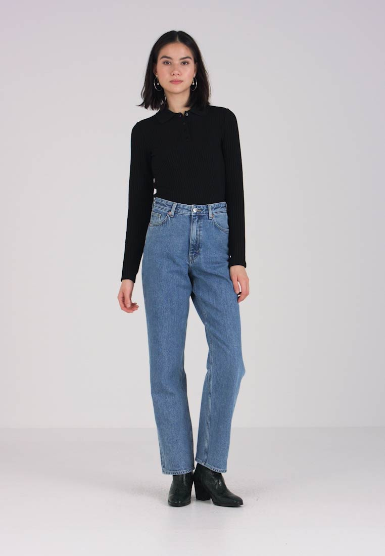 Monki - TAIKI  - Jeans relaxed fit - blue - 1