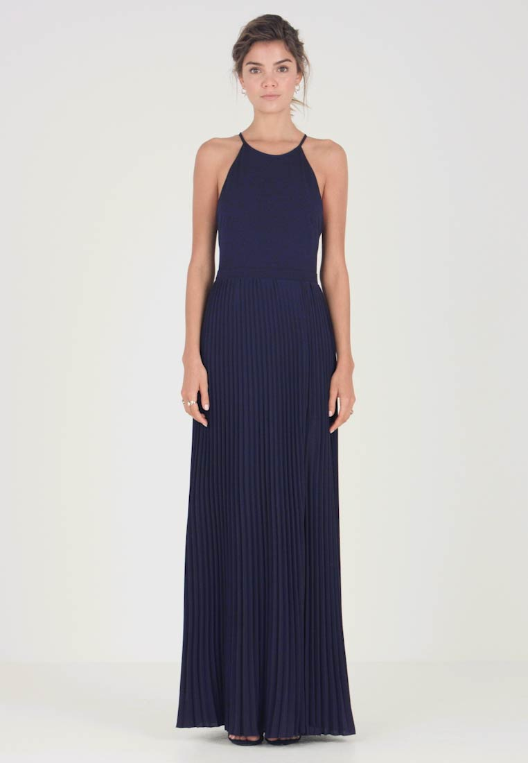 Nly by Nelly - PLEATED GOWN - Galajurk - navy - 1