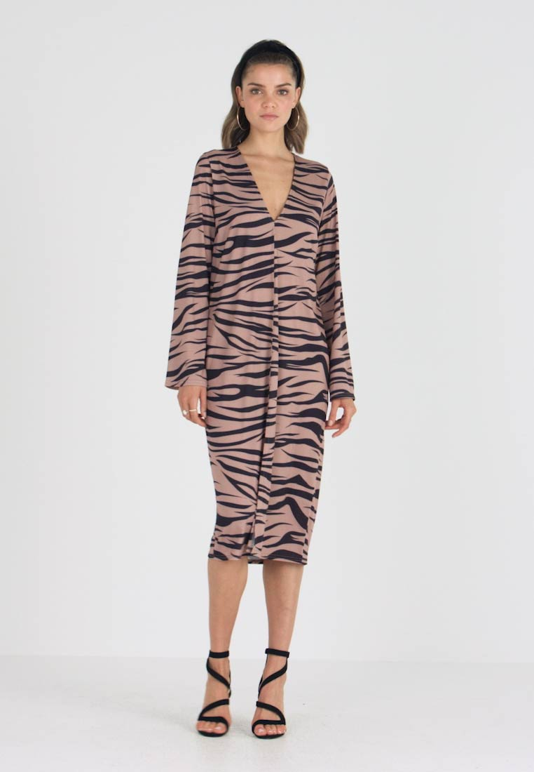 Nly by Nelly - HOPE DRESS - Maxi šaty - light brown - 1