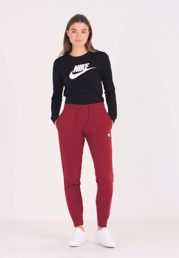 Nike Sportswear - Trainingsbroek - team red/white - 1